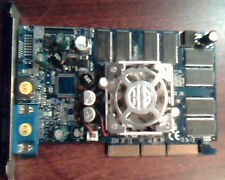 AGP card BFGR55256OC NVIDIA GeForce FX 5500 BFG 256MB VGA VIdeo