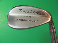 "35 1/2"" Adams Golf Tom Watson 52 08 Gap Wedge. Wedge Flex Steel Shaft."