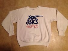 Vintage Asics Sweatshirt Men's Large Rare 80's