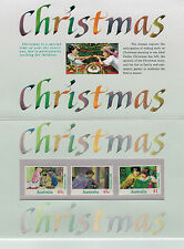 Christmas 1992     Presentation Pack