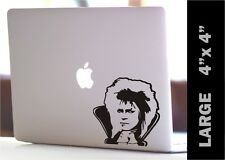 David Bowie Labyrinth Goblin King Laptop Decal