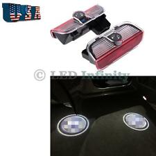 2pcs courtesy laser projector Logo Ghost Shadow Lights For Volkswagen VW #CT11