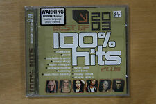 100% Hits - Best Of 2003 Madonna, Sdnoop Dogg, Kylie Minogue 2CD  (Box C102)