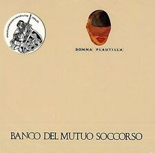 Banco del Mutuo Soccorso - Donna Plautilla [New CD] Italy - Import