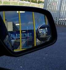 Convesso Blind Spot specchio Traino Inversione Di Guida Self Adesivo Auto Furgone Moto