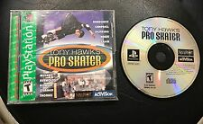 Tony Hawk's Pro Skater 1 Greatest Hits Complete Playstation PS1