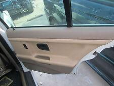 BMW E36 RIGHT REAR DOOR PANEL 328i 325i 92-93-94-1995-96-97-1998