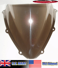 CHROME SUZUKI GSXR 600 750  POWERBRONZE WINDSCREEN   NEW