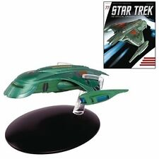 Star Trek Starships Magazine #77 Romulan Shuttle Eaglemoss