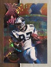 1996 Playoff Illusions Muhsin Muhammad XXXI Sectralusin BV $40 HIS BEST CARD