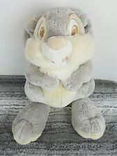 Disney store exclusive thumper bambi bunny rabbit soft toy