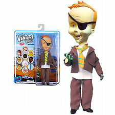 """THE VENTURE BROS. 8 INCH """"BILLY QUIZBOY"""" ACTION FIGURE! (ADULT SWIM) NEW!"""