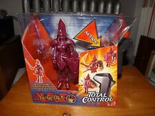 QUEEN'S KNIGHT, TOTAL CONTROL, YU-GI-OH, 7' FIGURE, NEW IN PACKAGE, 2004
