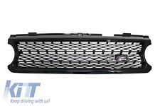 Range Rover Vogue III L322 Front Grille Grill Autobiography Supercharged BLACK..