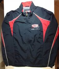 Jeff Gordon Jacket Large Mens Nascar DuPont Motorsports #24 Windbreaker Black