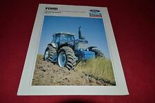 Ford 8210 Tractor Dealer's Brochure YABE8