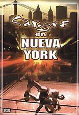 DVD • Sangre en Nueva York •  •