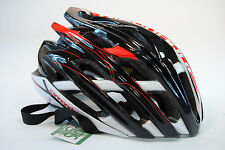 Cannondale Cypher Bicycle Helmet Black/Red/White 52-58cm Small/Medium