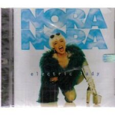 Electric Lady by Nora Nora (CD, Sep-1996, Sony Music Distribution (USA))