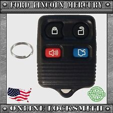 New Keyless Entry Remote Key Fob Clicker for Ford With New Battery -High Quality