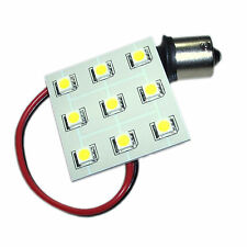 1x BA15s Single Contact LED Bulb replacement for #1141 #1156 RV  Interior Light