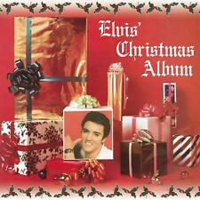 Elvis Presley Christmas Album & More - NEW SEALED PRESSING import on RED Vinyl!