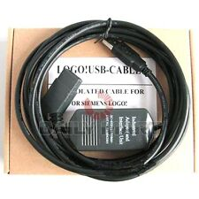 NEW SIEMENS LOGO! USB-CABLE PROGRAMMING ISOLATED 2.5M CABLE, 1000VDC FREE SHIP