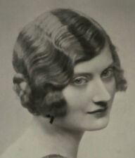 Aileen Sibell Mary Guinness Plunket Stux-Ryber 1927 Page Photo Study Article