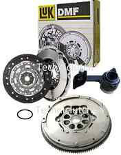 FORD MONDEO DI TURBO DIESEL 5 SPEED LUK DUAL MASS FLYWHEEL AND CLUTCH WITH CSC