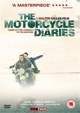 The Motorcycle Diaries Gael Garcia Bernal, Rodrigo De La Serna NEW UK R2 DVD