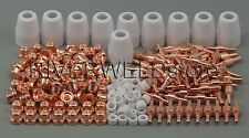 235pc Air Plasma Cutter cutting Consumable Common For PT-31 LG-40 CUT-50D CT-312