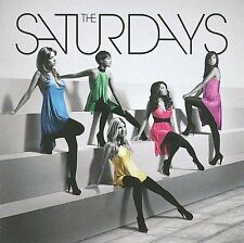 Chasing Lights  Updated 2009 Edition  2009 by The Saturdays . EXLIBRARY