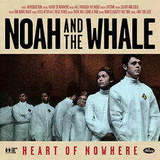 Noah And The Whale Heart Of Nowhere Vinyl LP