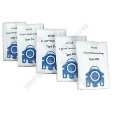 MIELE S424I VACUUM BAGS TYPE GN X 5 + 2 FILTERS