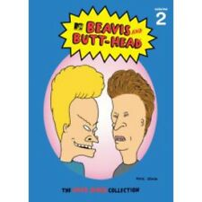 Beavis and Butt-Head: The Mike Judge Collection, Vol (2007, DVD NIEUW)3 DISC SE