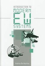 Introduction to Modern EW Systems by Andrea De Martino (2012, Hardcover)