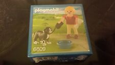 PLAYMOBIL 6809 boy and dog new