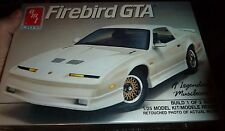 AMT 1989 PONTIAC FIREBIRD GTA Model Car Mountain 1/25 FS
