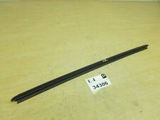 2014 2015 Mitsubishi mirage left driver rear back door window glass trim molding