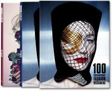 100 Contemporary Fashion Designers von Terry Jones (2013, Taschenbuch)