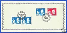 SWEDEN, A NEW ORDER OF SUCCESSION TO THE THRONE 1980, NICE CARD