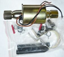 DIESEL FUEL PUMP 10PSI-14PSI ELECTRIC INLINE EXTERNAL 12 Volt 35GPH 3/8 LINE