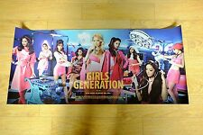 Girls' Generation SNSD Mr.Mr. (4th Mini Album) *Official POSTER* K-POP SNSD