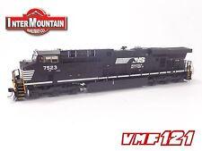 NS GE ES44DC Locomotive #7601 w/ Sound HO - InterMountain #49724S-09