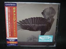 KATATONIA The Fall Of Hearts + 1 JAPAN (LIMITED EDITION) CD + DVD Bewitched