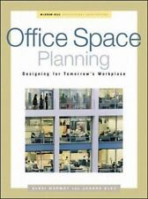 Office Space Planning: Designs for Tomorrow's Workplace-ExLibrary