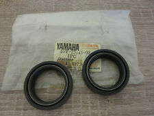 Yamaha fourche joints dt80 lc1 dt125 LC rd350 LC rd350f xs500 seal front fork
