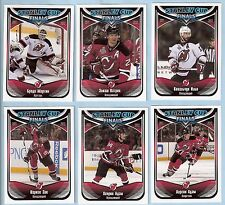 2011-12 Russian Ice Stanley Cup Finals New Jersey Devils Team Set (22)