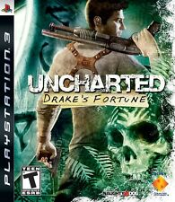 Uncharted: Drake's Fortune - Playstation 3 Game