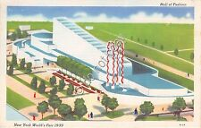 Cartolina - Postcard - New York - World's Fair 1939 - Hall of Fashion